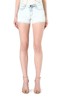 THEORY Mikee denim shorts