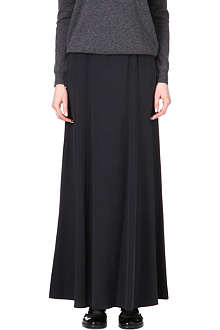 THEYSKENS THEORY Sotto silk-blend maxi skirt