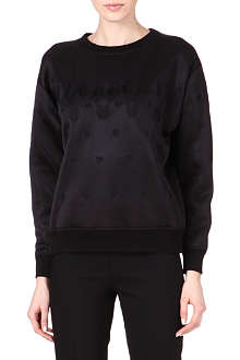 THEYSKENS THEORY Boyas embroidered sweatshirt