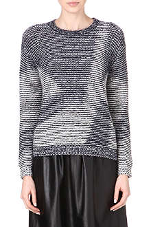 THEYSKENS THEORY Kari patch jumper