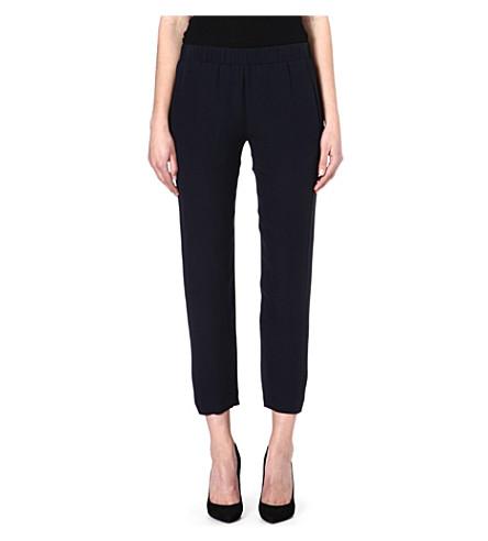 THEORY Korene silk trousers (Uniform