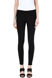 THEORY Billy skinny cropped trousers