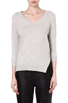 THEORY Limly v-neck jumper