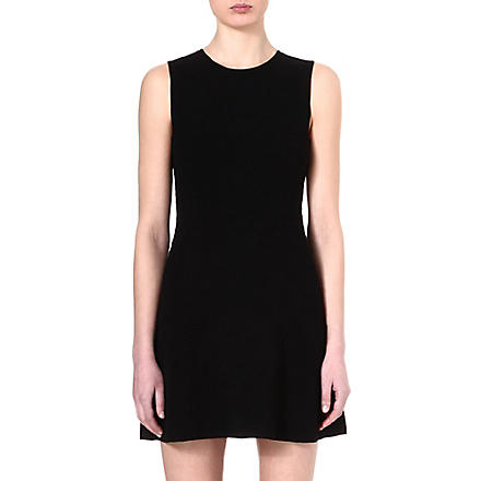 THEORY Nikayla jersey dress (Black