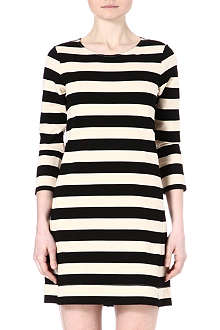 THEORY Stripe shift dress