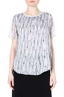 THEYSKENS THEORY Wrap top