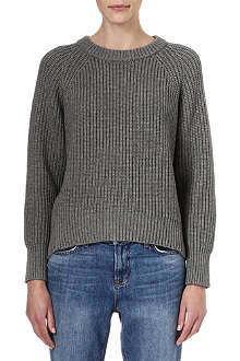 THEYSKENS THEORY Kaslin wool-blend jumper