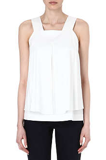 THEORY Lylani layered top