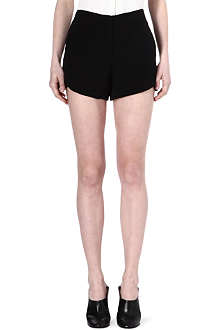 THEORY Taliored city shorts