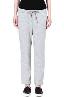 THEORY Grey jogging bottoms