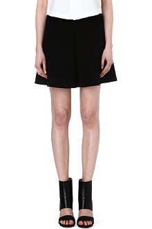 THEORY Mega Doreene knitted skirt