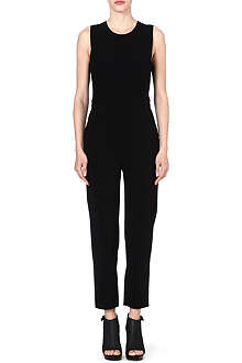 THEORY Remaline crepe jumpsuit