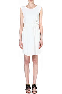 THEORY Lydan stretch-crepe dress
