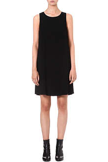 THEORY Docma crepe dress