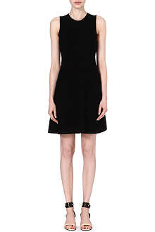 THEORY Maysen stretch-crepe dress