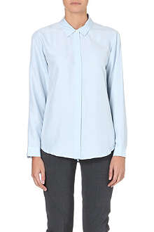 THEORY Aquilina silk shirt