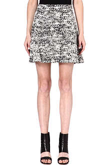 THEORY Doreene knitted skirt