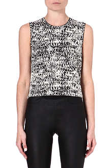 THEORY Breeta knitted top