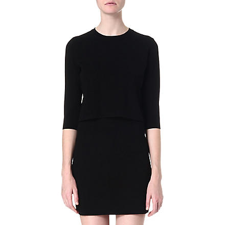 THEORY Harmona jumper (Black