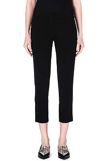 THEORY Sculer crepe trousers