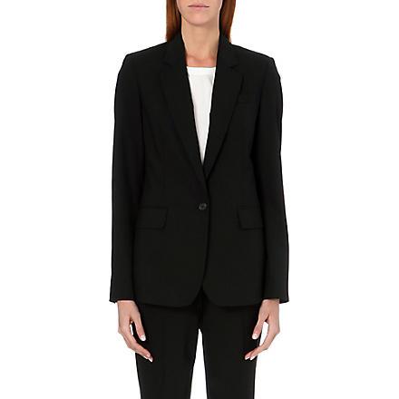 THEORY Saville Row blazer (Black