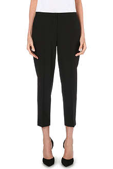 THEORY Cropped Saville trousers
