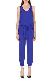 THEORY Lortan silk jumpsuit