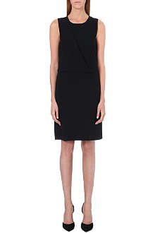 THEORY Dialia crepe dress