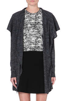 THEORY Trincy wool-blend cardigan