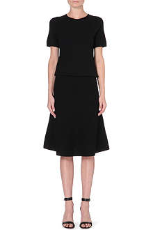 THEORY Pheebry wool-blend dress