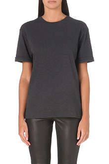 THEORY Gracin cotton-jersey t-shirt