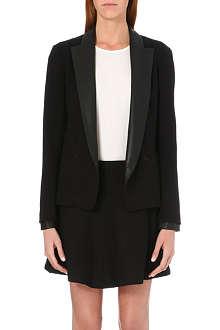 THEORY Leandria tuxedo jacket