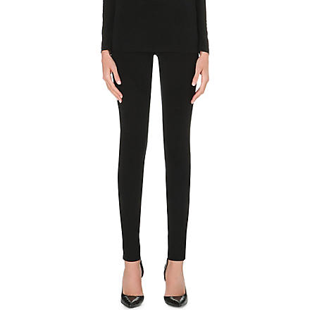 THEORY Classical trousers (Black