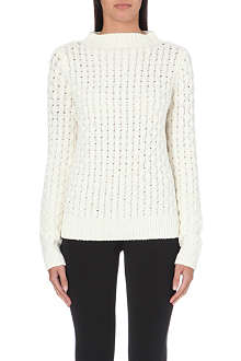 THEORY Loryelle Koralyn knitted jumper
