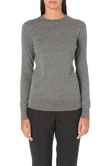 THEORY Perfect Staple stretch-cashmere jumper