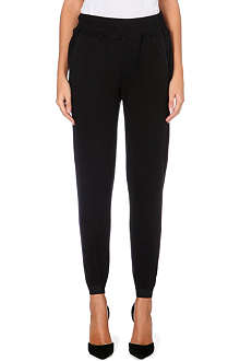 THEORY Explore jersey jogging bottoms