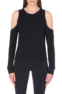 THEORY Cut-out top