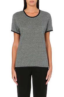 THEORY Balance Statue jersey t-shirt