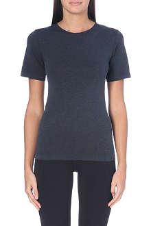 THEORY Panelled t-shirt