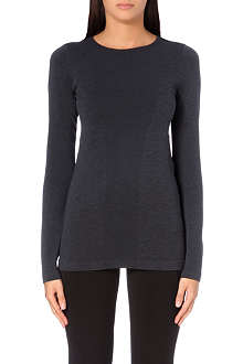 THEORY Panelled top