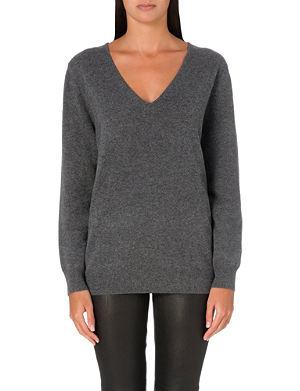 THEORY Wynna cashmere jumper