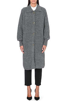 THEORY Avalon Kenchy wool-blend coat