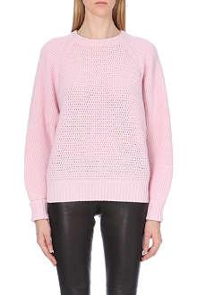THEORY Loryelle Koseph wool jumper