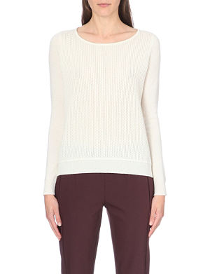 THEORY Raffina cashmere jumper