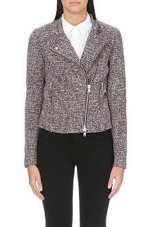 THEORY Kinde Prospect tweed jacket
