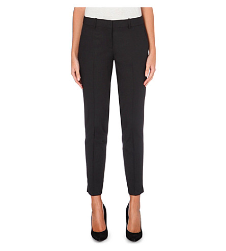 THEORY Testra 2S Modern Suit trousers (Black