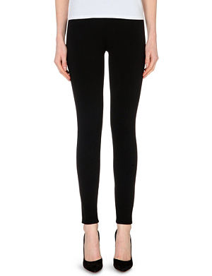 THEORY Shawn stretch-jersey leggings