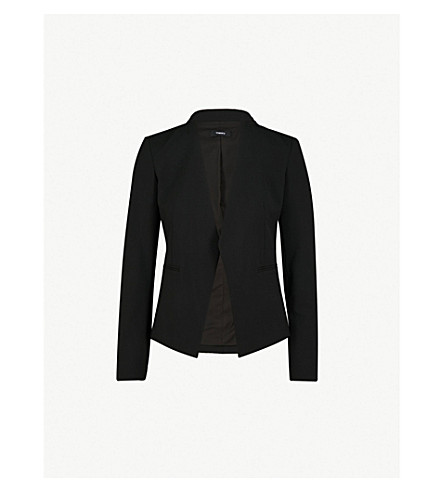 THEORY Lanai stretch-wool blazer (Black