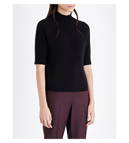THEORY Jodi cashmere jumper (Black