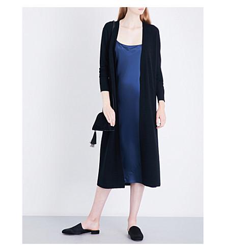 THEORY Torina cashmere cardigan (Black